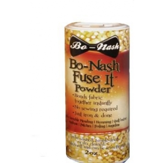 Bo-Nash Fuse it Powder: thermocollant en poudre