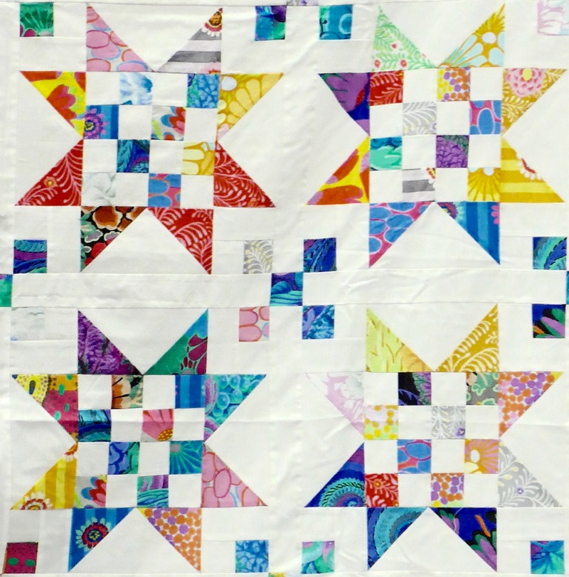 Cours patchwork machine