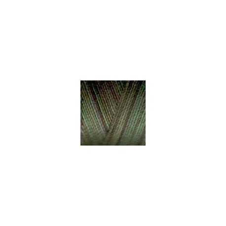 Fil coton Oliver Twists vert marron 54