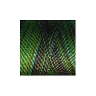 Fil coton Oliver Twists vert bordeaux 74_