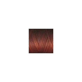Fil coton Oliver Twists rouge antique 2_