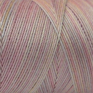 Fil coton Oliver Twists multico rose 30