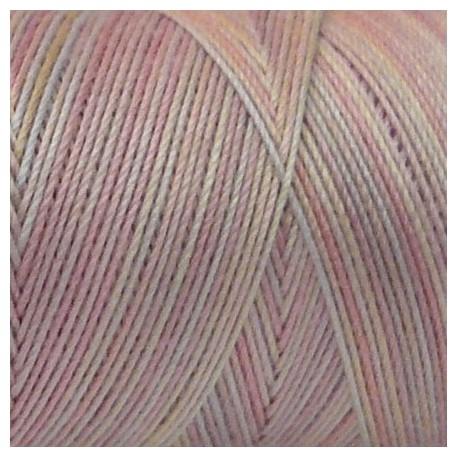 Fil coton Oliver Twists multico rose 30