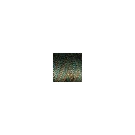 Fil coton Oliver Twists marron/bleu 21
