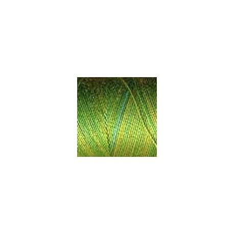 Fil coton Oliver Twists jaune/vert 50