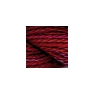 Coton perlé n°8 Oliver Twists cerise 17