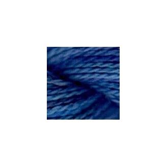 Coton perlé n°8 Oliver Twists bleu 3
