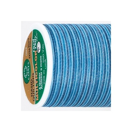 Fil DualDuty dégradé bleu col 845