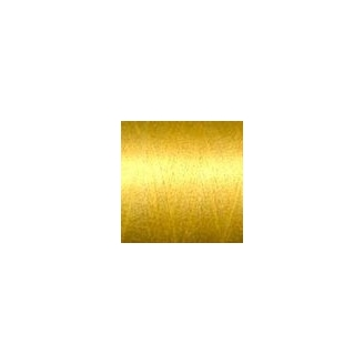Fil coton Mako 28 col jaune 1135