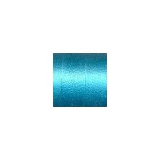 Fil coton Mako 28 col bleu turquoise 2810