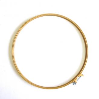 Cercle à quilter bois 35cm