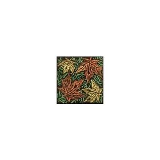 Plaque texturée feuille d'érable