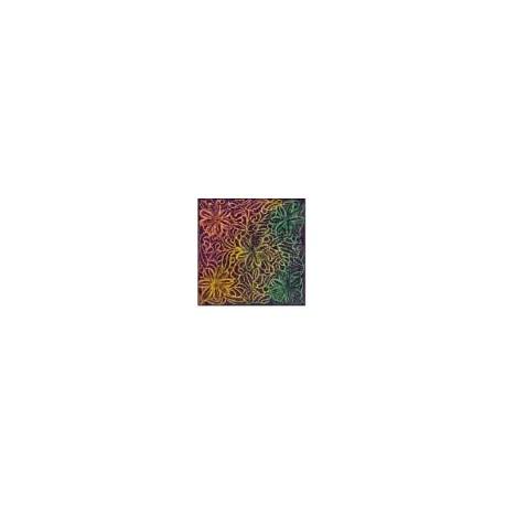 Plaque texturée feuille de ginkgo