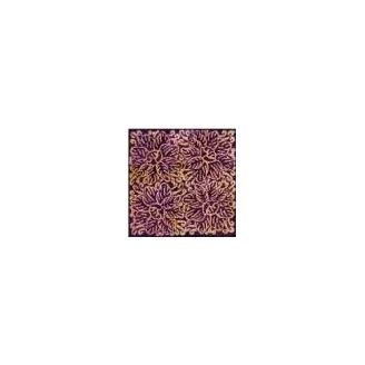 Plaque texturée pivoine