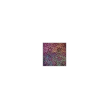 Plaque texturée Courbes