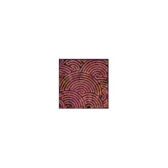 Plaque texturée empreintes