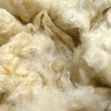 Cocoon Strippings (Gummy silk) pour la fabrication de papier de soie