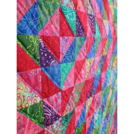 Ricochet, kit de patchwork