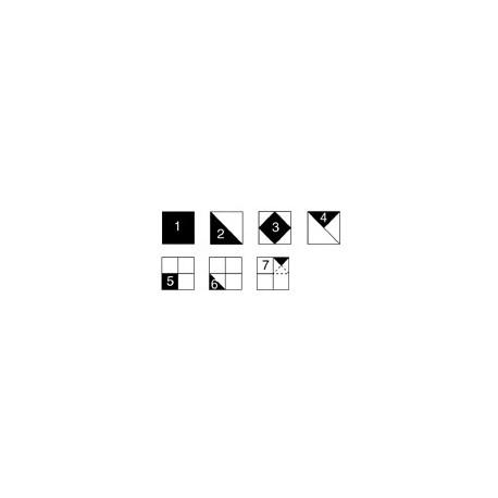 Set A de Perfect Patchwork templates, Gabarits pour patchwork de Marti Michell