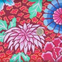 Tissu patchwork Kaffe Fassett bordeaux Dream_