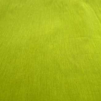 Uni tissé Lime