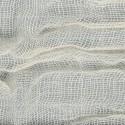 Gaze de coton écrue de Stef Francis 100x125 cm