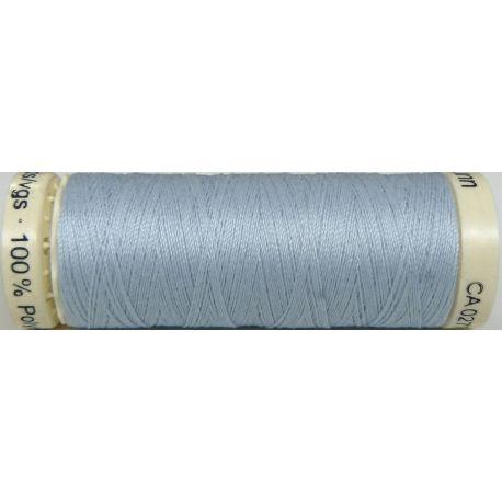 Fil à coudre 100% polyester Gutermann Bleu ciel