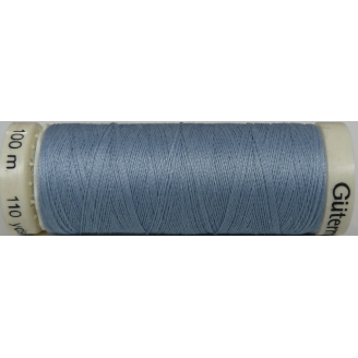 Fil à coudre 100% polyester Gutermann Bleu azur