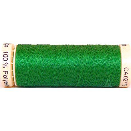 Fil à coudre 100% polyester Gutermann Vert