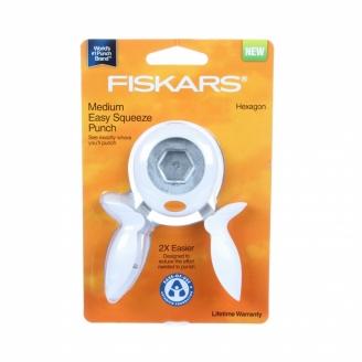 Outil de découpe d'hexagones Fiskars medium - 1/2 inch