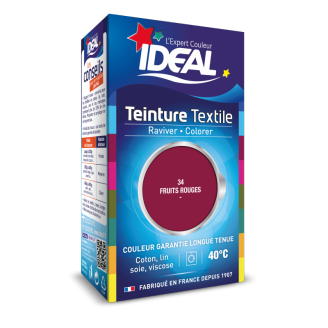 Teinture Idéal fruits rouges 34