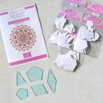Pack 42 : Set de gabarits acrylique + papier pour La Passacaglia
