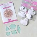 Set de gabarits acrylique + papier pour La Passacaglia