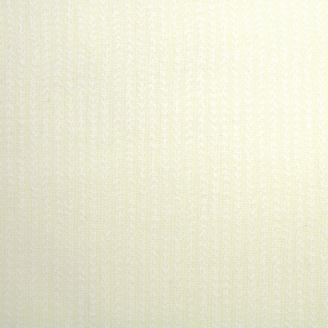Tissu imprimé rayures en épi fond écru