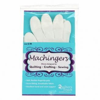Gants pour le quilting machine Machingers