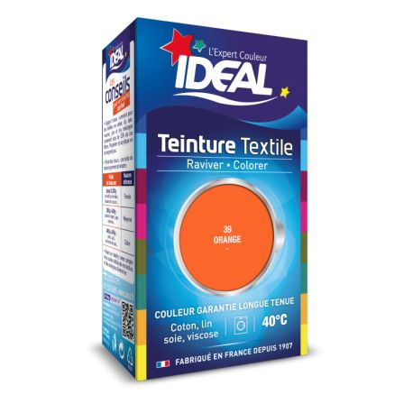 Teinture Idéal orange 39