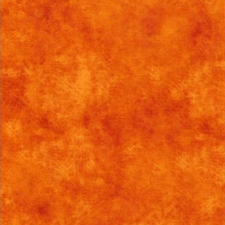 Tissu patchwork faux-uni Leather coloris Orange