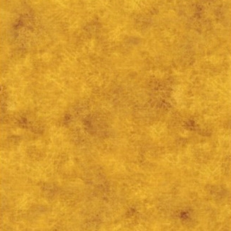 Tissu patchwork faux-uni Leather coloris jaune Gold