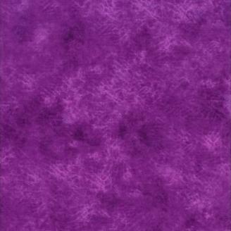 Tissu patchwork faux-uni Leather coloris violet Royalty