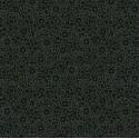 Tissu imprimé effet mosaïque gris foncé et noir