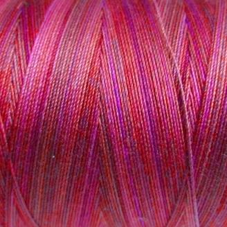 Fil coton Oliver Twists rose violet vert 16