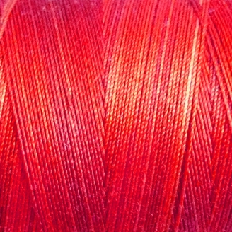 Fil coton Oliver Twists rouge 14_