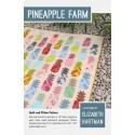 Les Ananas - Modèle de patchwork d'Elizabeth Hartman (en anglais)_