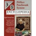 Volume 3 (Etoiles à 8 branches) de l'Encyclopédie des blocs de patchwork (en anglais)
