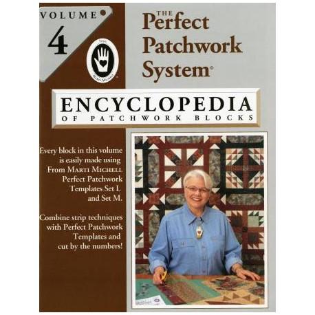 Encyclopédie des blocs de patchwork, Volume 4