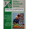Volume 2 de l'Encyclopédie des blocs de patchwork (en anglais)