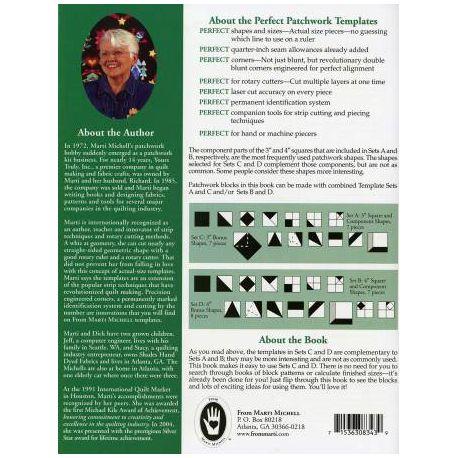 Volume 2 de l'Encyclopédie des blocs de patchwork