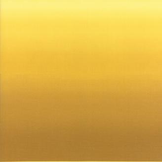 Tissu imprimé dégradé ocre (hauteur photo = 55 cm)