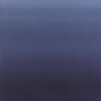 Tissu imprimé dégradé bleu (hauteur photo = 55 cm)