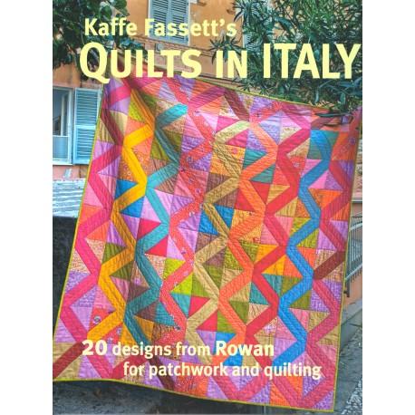 Kaffe Fassett's Quilts in Italy (livre en anglais)